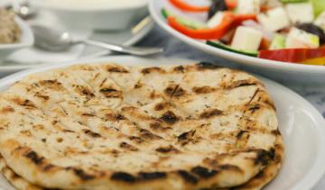 pane tipico greco