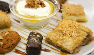 I dolci tipici della tradizione greca.
