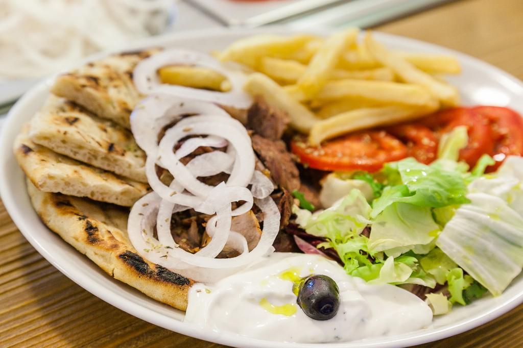 Populaire Mythos, ristorante greco Salerno UY71